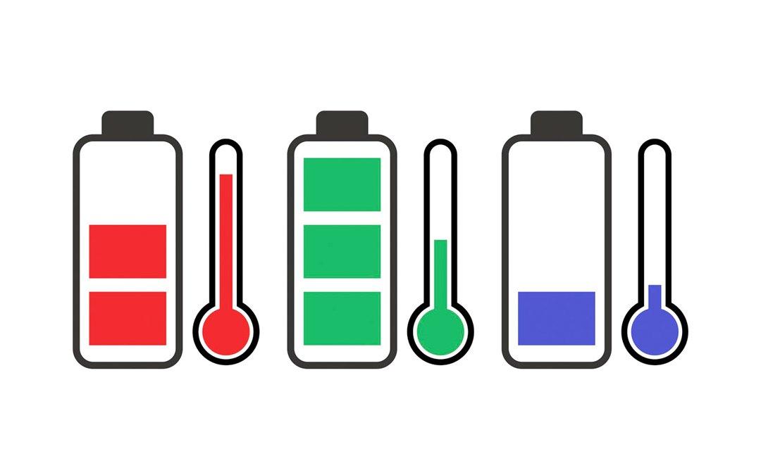Cómo las temperaturas extremas afectan a la autonomía de las baterías