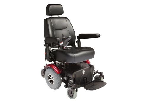 Rascal-P327XL-rojo-silla-electrica