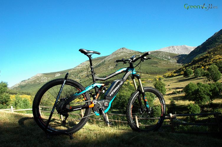bici_electrica_montaña_Palencia_haibike_enduro_GreenVolt