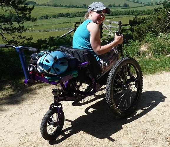 silla de ruedas montanya caminos - MT