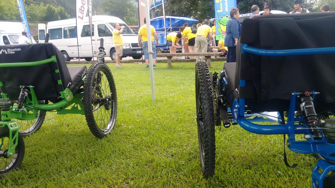 Mountain Trike Arriondas Sella Greenvolt