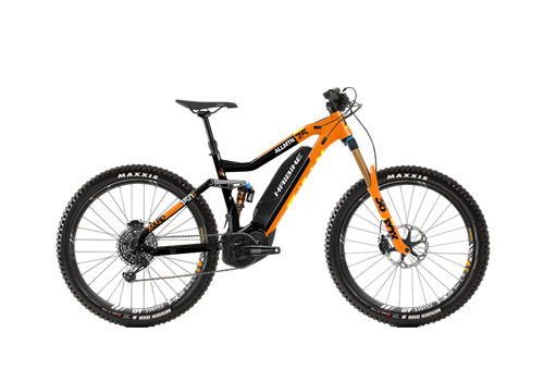XDURO All Mountain 7-5 Haibike bici electrica