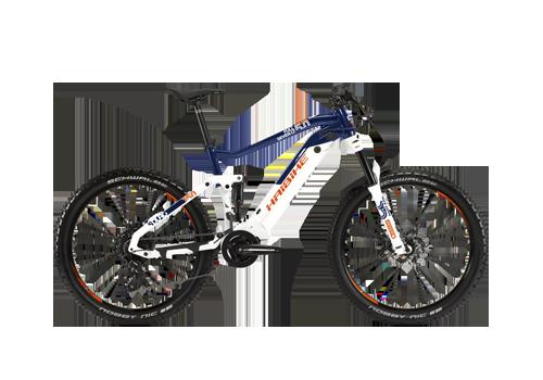 Haibike Full Seven LongTravel 5_0 bici electrica